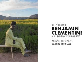 Benjamin Clementine predstaví už v stredu v Bratislave svoje skladby s nádychom klasiky.