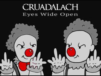 Cruadalach zveřejnili druhý a tentokrát komiksový klip k desce Raised By Wolves!