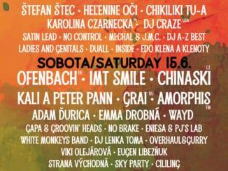 IMT SMILE hlási viac ako mesiac pred koncertom vypredanú Východnú achystá špeciálny program pre Dobrý festival!