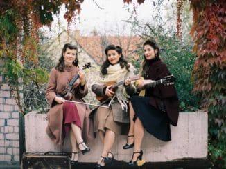 Paper Moon Trio - uvedenie CD Teba vrúcne milujem