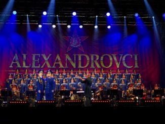 Alexandrovci: Oslavy 90. výročia Alexandrovcov na Slovensku sa začali v Prievidzi + FOTO!