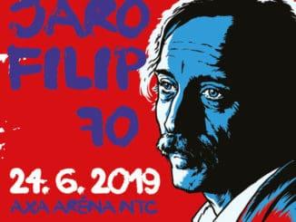 Spomienkový koncert k nedožitým 70-tinam Jara Filipa sa bude konať 24. júna 2019!