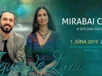 Jedinečné duo Mirabai Ceiba zahrá vBratislave hudbu, ktorá sa dotkne vášho srdca.
