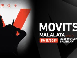 Švédski majstri v rozdávaní energie Movits! sa na jeseň opäť ukážu v Bratislave.