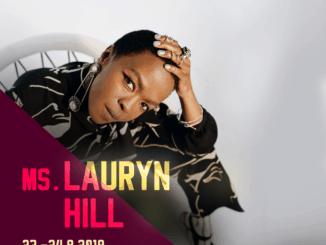 Uprising 2019: Pripravte sa, na Slovensko prichádza Ms. Lauryn Hill!