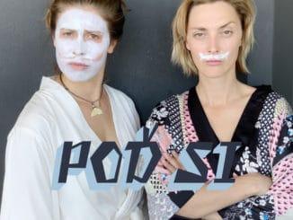 BARBORA POLÁKOVÁ a EVA SAMKOVÁ skotačí vnovém klipu Poď si.