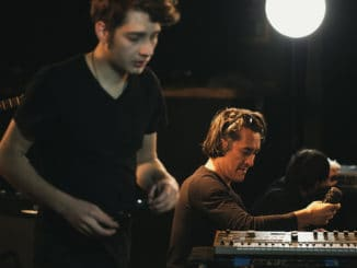 Nová dávka hudby z dílny Resistor Sound Sessions.