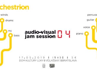 Orchestrion – audio-visual jam session_04