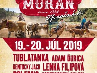 Na Ródeo Muráň sa môžete stať majstrom Slovenska vjazde na elektrickom býkovi!