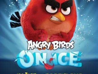 Ľadová šou Angry Birds on Ice má amerického choreografa aakrobatov!