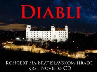 Cigánski Diabli zahrajú na Bratislavskom hrade, nové CD im pokrstí Milan Lasica!