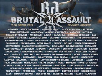 Brutal Assault má prodáno 85 % vstupenek.