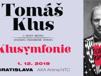 Tomáš Klus, Cílová skupina a Janáčkova filharmónia pripravujú album Klusymfonie a spoločné turné.