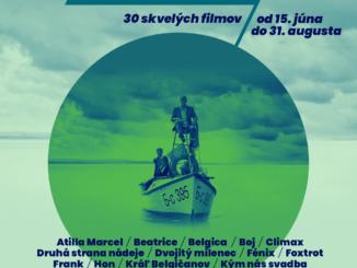 911aa09f2 Už o pár dní začne v Kine Lumière divácky obľúbený letný projekt €urópske  filmy za