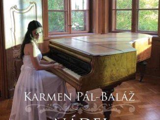 Karmen Pál-Baláž predstavuje videoklip knovinke Nádej.