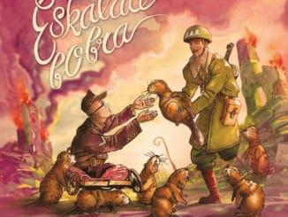 České zoskupenie J.A.R. má remixový album Eskalace bobra.