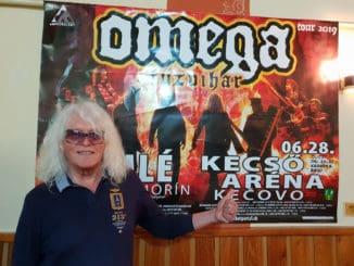 V Kečove oslávia 50 narodeniny Woodstocku megakoncertom. Omega sa blíži do Kečova.
