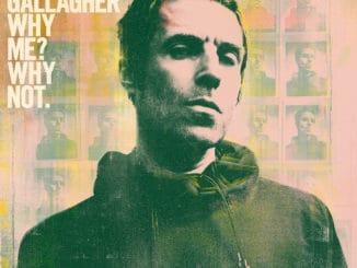 LIAM GALLAGHER zverejnil ďalšie detaily k albumu Why Me? Why Not.