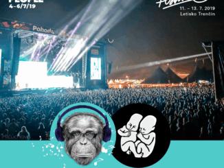 Zvýhodnené kombo vstupenky na Pohodu a Rock for People 2019.