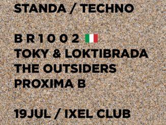 STANDA Techno @ IXEL.