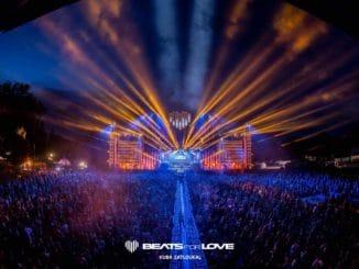 Svátek taneční hudby v Ostravě skončil, Beats for Love roztančil Ostravu světovými hity.