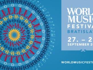 Konferencia na World Music Festivale v Bratislave je pre každého hudobníka, ktorý chce dosiahnuť viac.