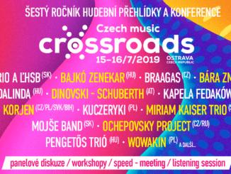 Šestý ročník Czech Music Crossroads zve na koncerty, workshopy a panelové diskuze.