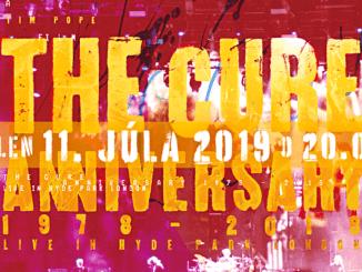 Legendárna kapela The Cure oslávi štyridsať rokov  od svojho vzniku na plátne v Kine Lumière!