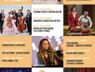VTrenčianskych Tepliciach začína 74. ročník najstaršieho festivalu komornej hudby vstrednej Európe.