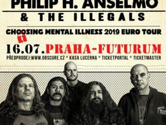 Phil Anselmo, zpěvák legendárních PANTERA a klíčová osobnost amerického metalu, nabídne výběr duševní poruchy a skladby texaské legendy!
