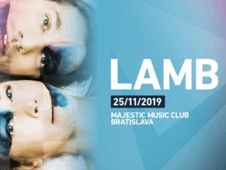 Manchesterské duo Lamb sa po 5 rokoch opäť ukáže v Bratislave.