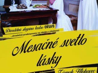Sceénické predstavenie - MESAČNÉ SVETLO LÁSKY