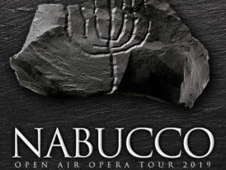 Nabucco Openair tour 2019 / Nitra