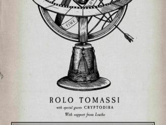 Rolo Tomassi se domnívají, že když čas zemře, láska ho pohřbí.