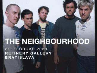 The Neighbourhood vystúpia prvýkrát na Slovensku.