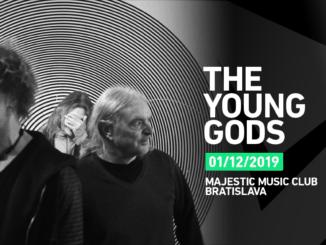 Švajčiarski pionieri industrialu The Young Gods sa predstavia v Bratislave.
