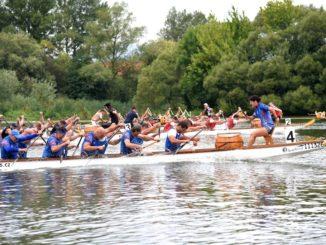 Small Dragon Boat Festival v Trenčíne zastreší v roku 2019 Majstrovstvá Slovenska v dračích lodiach.