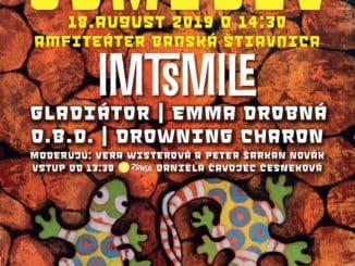 Festival OSMIDIV oslávi jubileum sexkluzívnou hudobnou zostavou na čele sIMT Smile!