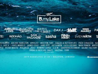 Vyhraj vstup na B My Lake 2019!