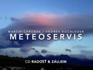 V novom klipe kpiesni Martina Chrobáka METEOSERVIS účinkuje nebo nad Vysokými Tatrami.