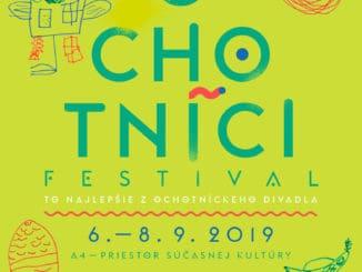 Začína sa festival Ochotníci 2019.To najlepšie zochotníckeho divadla.