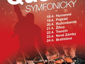 Queen symfonicky / Bratislava