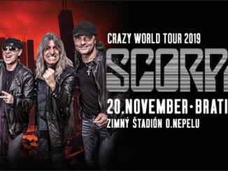 Rockeri sa majú na čo tešiť. SCORPIONS ohlásili záujem ostretnutie so slovenskými fanúšikmi.