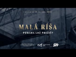 Pomáha lož prežiť? Pozrite si trailer k novému slovenskému svetovému filmu Malá ríša.