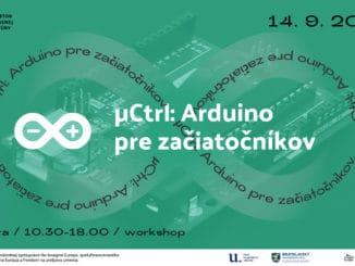 A4 chystá hudobno-kutilský workshop: Arduino pre začiatočníkov.