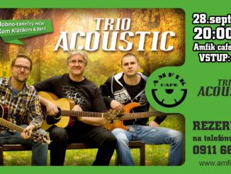 Trio Acoustic - Amfik cafe