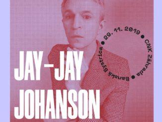 Švédsky melancholik Jay-Jay Johanson vystúpi na Barbakane v Banskej Bystrici.