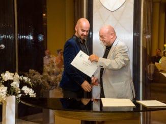 Igora Timka ocenil Hudobný fond cenou Gejzu Dusíka!