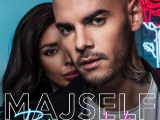 """MAJSELF s novým songom """"NEČAKÁM"""" feat. Martin Cisár odštartoval turné k novému albumu """"ROMEO A JULIA""""."""