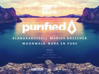 Nora En Pure představí vpražském klubu SaSaSu první evropskou show Purified.